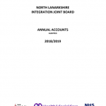North Lanarkshire IJB Audited Annual Accounts 2018/2019